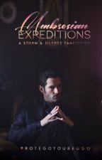 Ambrosian Expeditions: Lillian Linton & Rikkard Ambrose by protegoyoureggo
