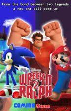 Wreck-It-Ralph 2: Pulling The Plug by tootsierollyumyum
