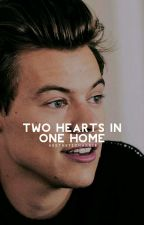 two hearts in one home // larry by aestheticharrie