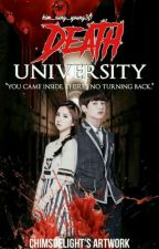 Death University #TheWatty's2017 by Kim_Sung_Young30