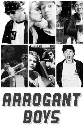 Arrogant Boys - Cashton by MyosotisSylvatia