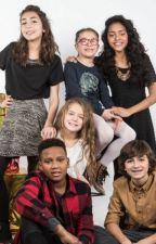 moi et les kids United (préface , une rentrée mieux que les autres by Camcampsll