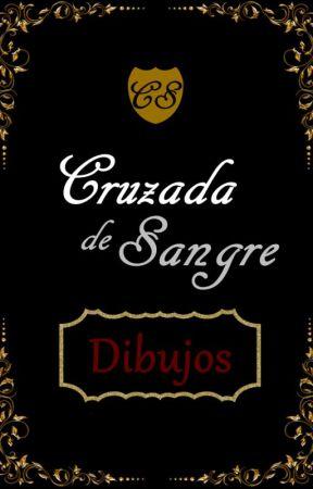 Cruzada de Sangre - dibujos by Alishta