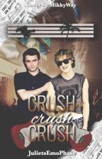 Crush Crush Crush (A Drarry FanFiction) by JulietsEmoPhase