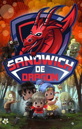 Sándwich de dragón comic - 1er Tomo by MarcSpenctish