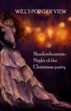 Shadowhunters- Night of the Christmas party by oddlyprettyends