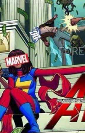 Los mejores memes Marvel by KndeLM