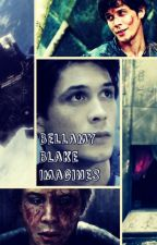 Bellamy Blake Imagines by octaviaship