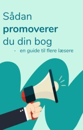 Sådan promovere du din bog by AmbassadorsDK