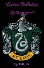 Dcera Bellatrix Lestrangeové by MoniK_62