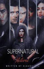 Supernatural is Natural by klauduu3_8