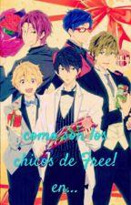 Como Son Los Chicos De FREE! En... by cookierikis
