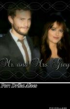 Mr. And Mrs.  Grey by Drikaalves03