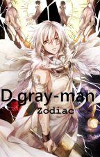 ✫ D.Gray-man ✫ Zodiacs by Kyoto-K