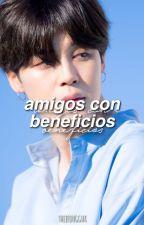 Amigos Con Beneficios ©Park Jimin. by BTSJinPaula