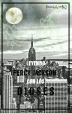 Leyendo Percy Jackson con los dioses by Panchilove142