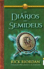 Diários De Um Semideus by Docespensamentos10