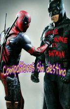 Compañeros sin destino (Batman y tú). by Ainhoa_And_Rachel
