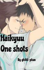 Haikyuu One Shots by ghibli-haikyuu