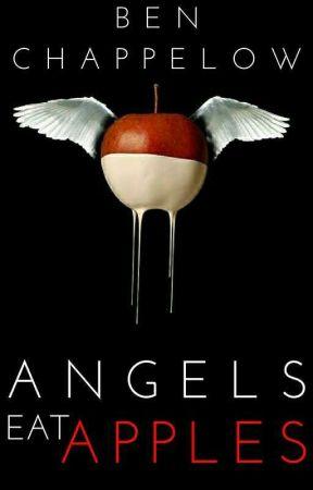 Angels Eat Apples by benjammies
