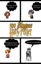 100 Blagues Sur Harry Potter by -CloPotter-