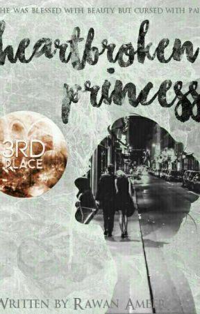 Heartbroken Princess  by poetic_author