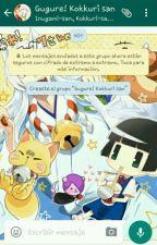 Gugure! Kokkuri san [Whatsapp] by Nya7chan