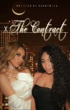 The Contract | Norminah by cabelloxo