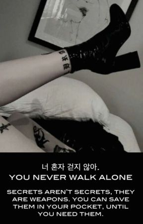 You never walk alone by Blue_Starz