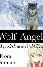 Magic Angel Wolf by xXSarah456Xx