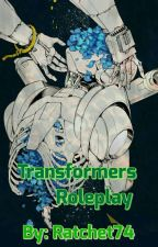 Transformers Rp book! by ratchet74