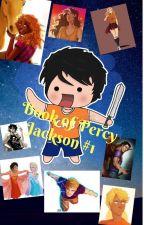 Book of Percy Jackson #1 by DaughterOfPoseidon39