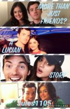 More than just friends? A Lucian story by Jules1105