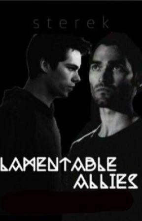 Lamentable Allies - Sterek by raeoozzi