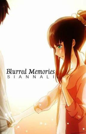Blurred Memories by siannali