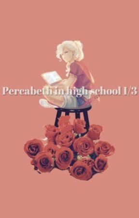 Percabeth in high school 1/3 by Kid_of_Neptune