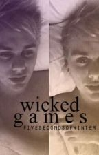 wicked games // michael clifford [au] by fivesecondsofwinter