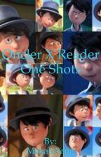 Onceler x reader one shots by Arrowassasin