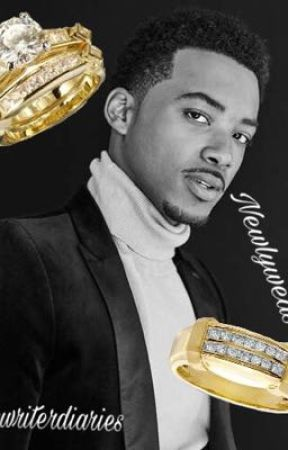 Newlyweds •Algee Smith• imagines 💦 by writerdiaries