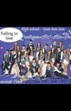 [C] HIGH SCHOOL - LOVE LOVE LOVE  by caixukun99
