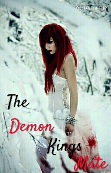 The Demon Kings Mate (Book 1)#wattys2015