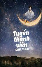 [DHH_Team] Tuyển thành viên. by _DHH_Team_