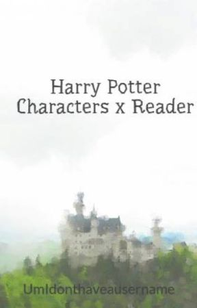 Harry Potter Characters x Reader - Severus Snape x Reader