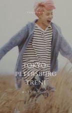 tokyo-petersburg treni, yoonmin ✓ by autumngod