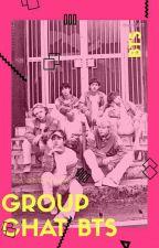 GROUP CHAT BTS by ddrenjun