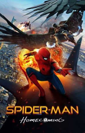 Spider-Man: Homecoming (Revised) by Hiddles
