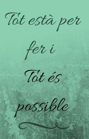 Tot està per fer i tot és possible by CharoBJ