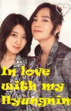 In love with my Hyungnim [SUKHYE Story] by Sarah3611