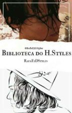 Biblioteca do H. Styles by RafaE1DStyles