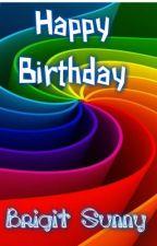 Happy Birthday by joyfulpretzels